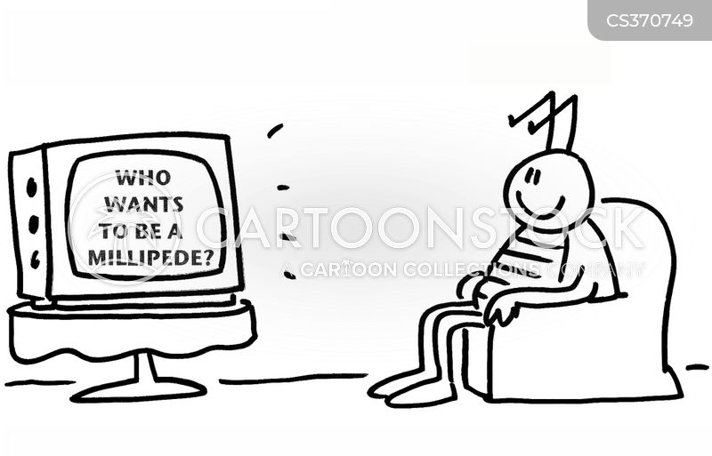 who wants to be a millionaire cartoon