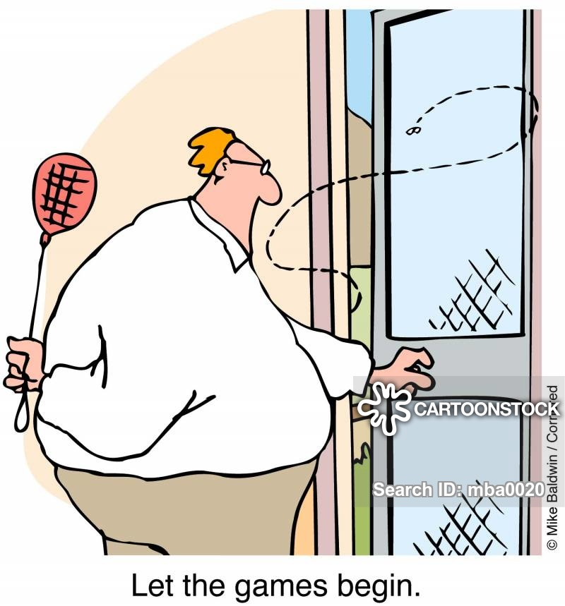 Fly Swatter cartoons, Fly Swatter cartoon, funny, Fly Swatter picture, Fly Swatter pictures, Fly Swatter image, Fly Swatter images, Fly Swatter illustration, Fly Swatter illustrations