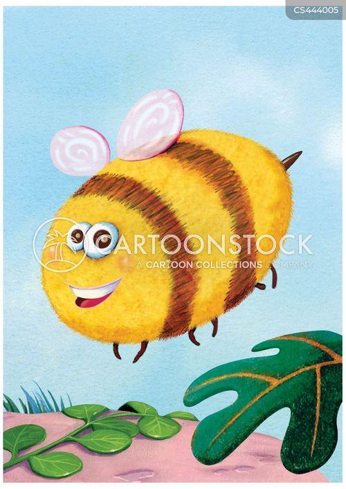 beehive cartoon