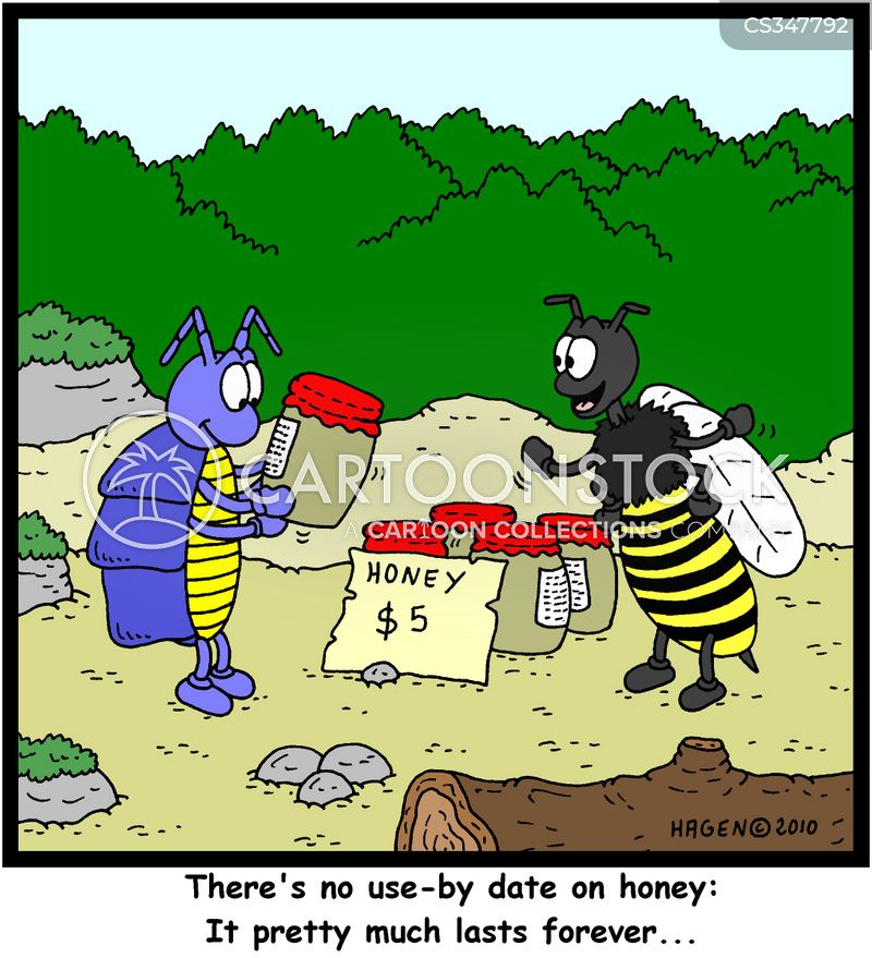 use by date cartoon
