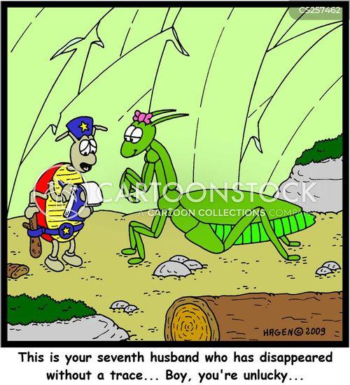 gone missing cartoon