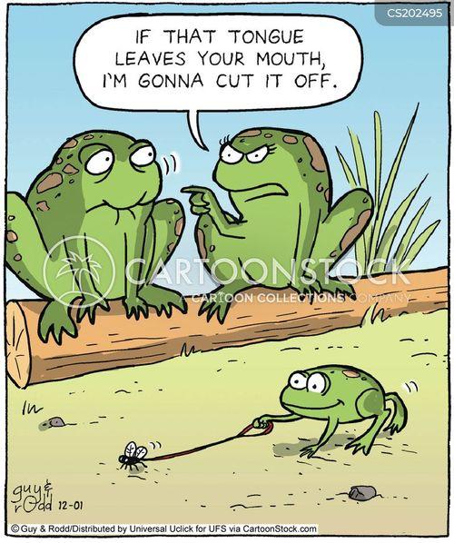natural rivals cartoon