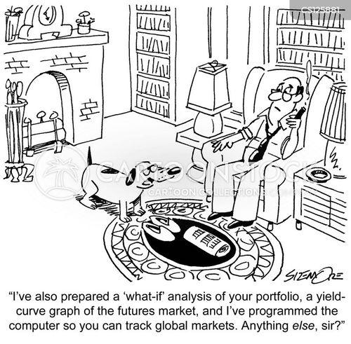 analysing cartoon