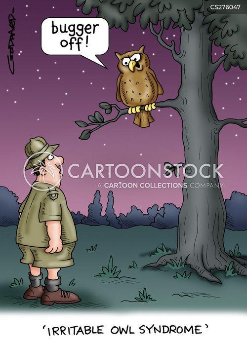 ibs cartoon