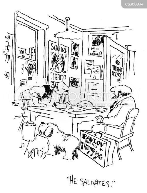 pavlovs dogs cartoon