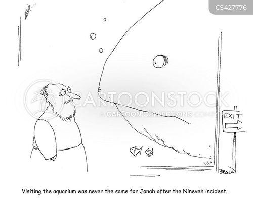 post traumatic stress disorder cartoon