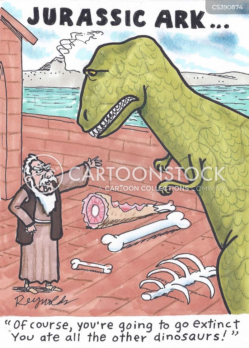 jurassic age cartoon