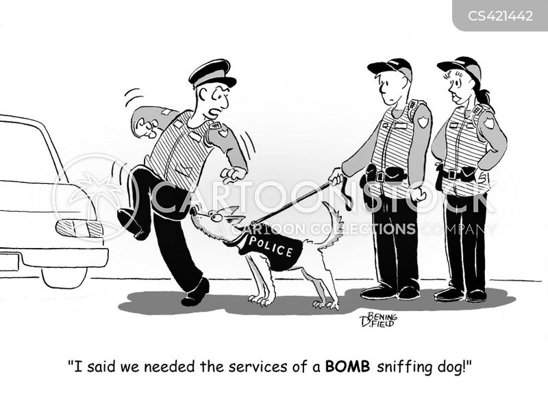 k9 unit cartoon