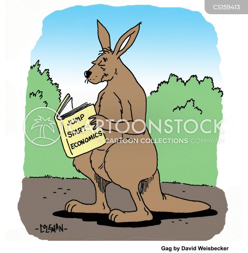 australian animals cartoon