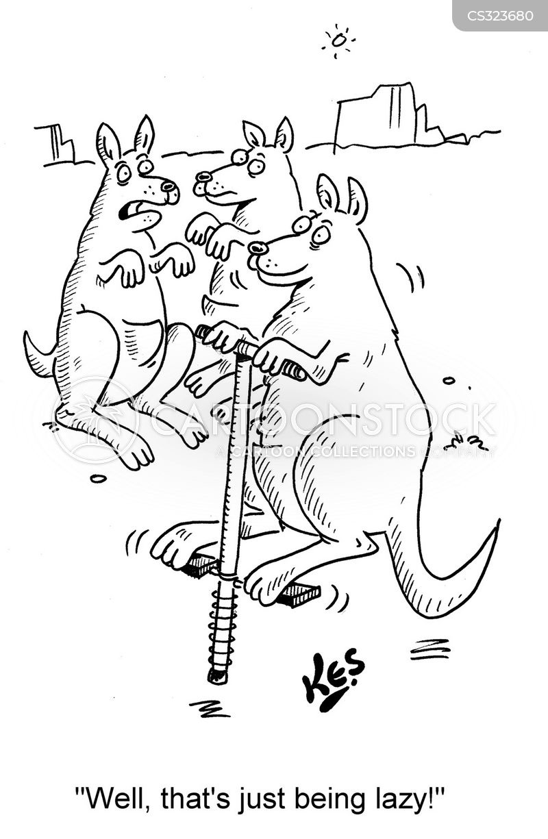 pogo cartoon