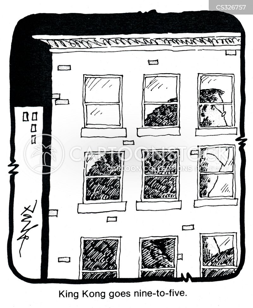 nine-to-five cartoon