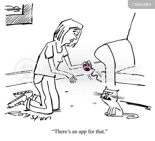 simulations cartoon