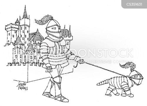 shields cartoon