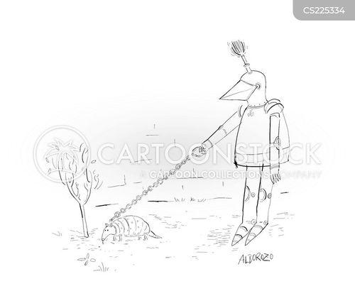 armadillo cartoon