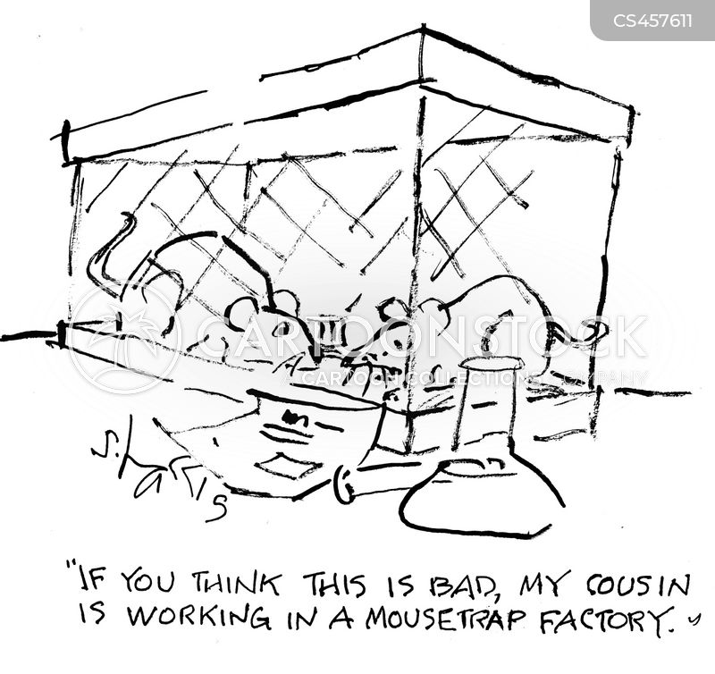 mouse-trap cartoon