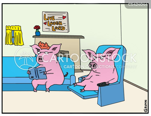 lifestyle decisions cartoon