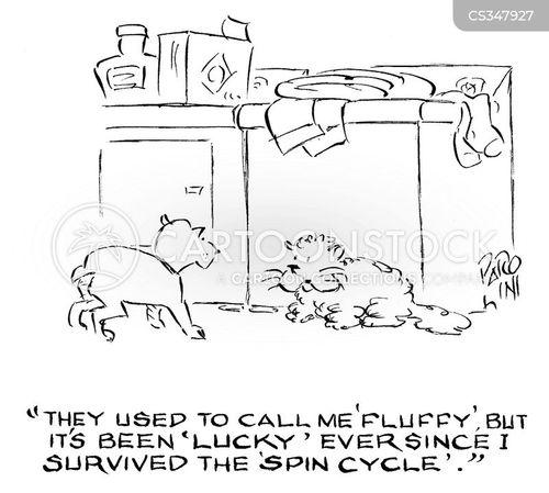 nick names cartoon