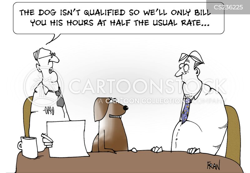 legal bill cartoon
