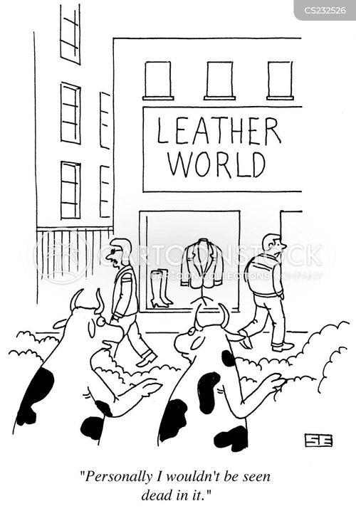 boycott cartoon