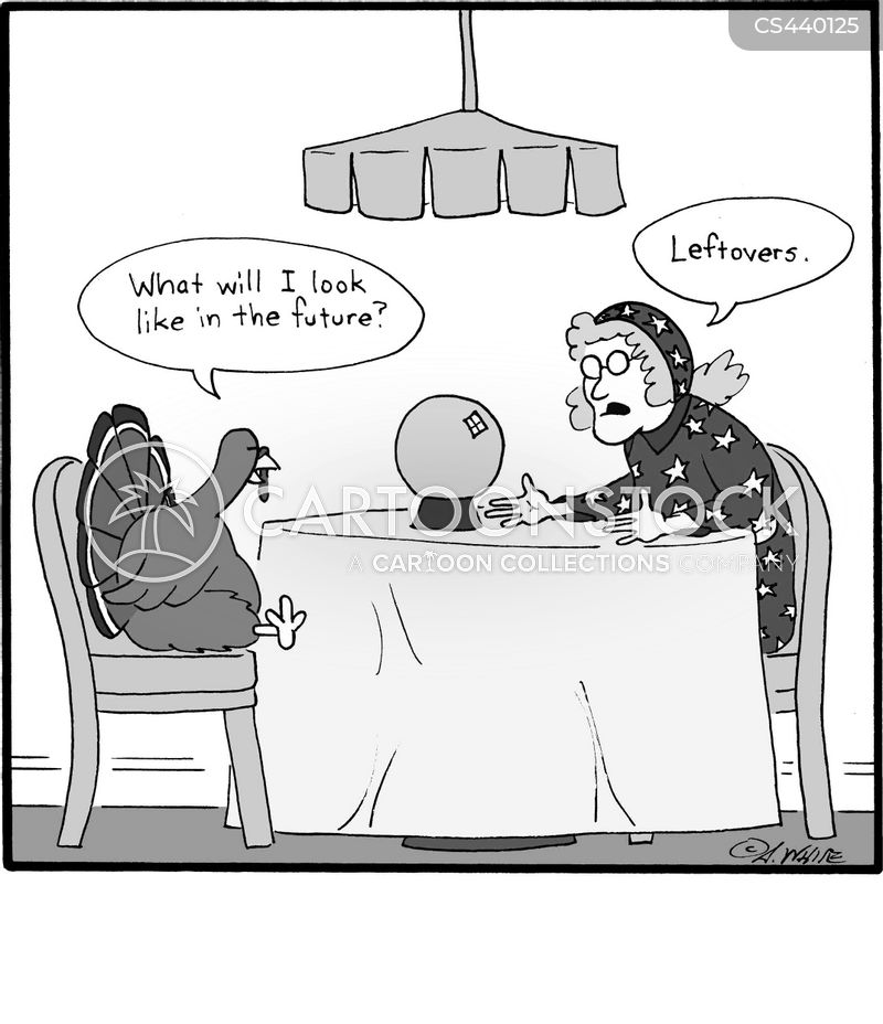 thanksgiving turkey cartoon