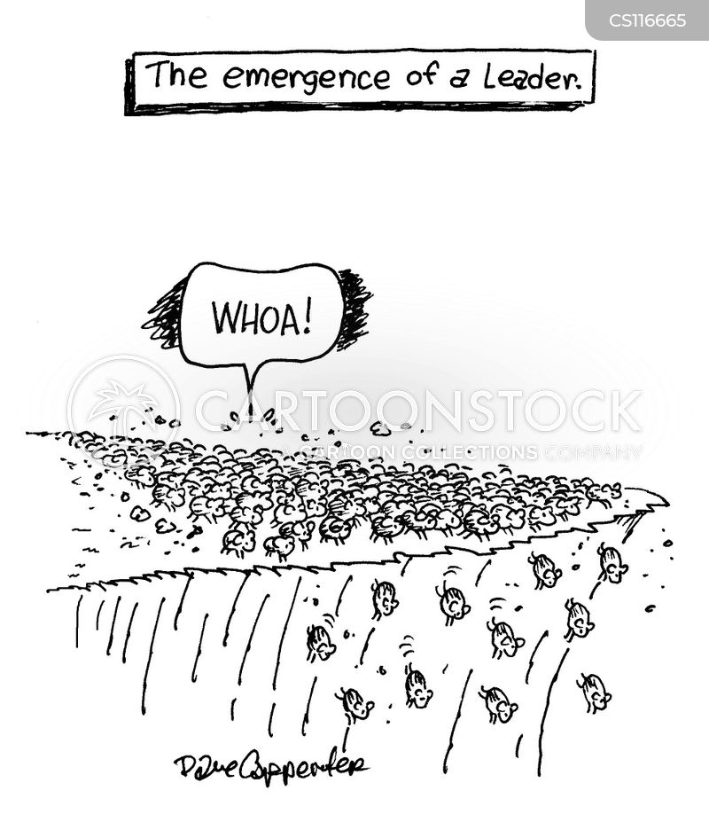 Image result for a great leader  ants cartoon