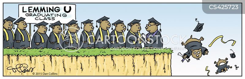 grads cartoon