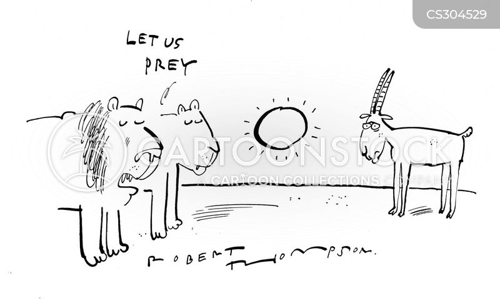 savannas cartoon