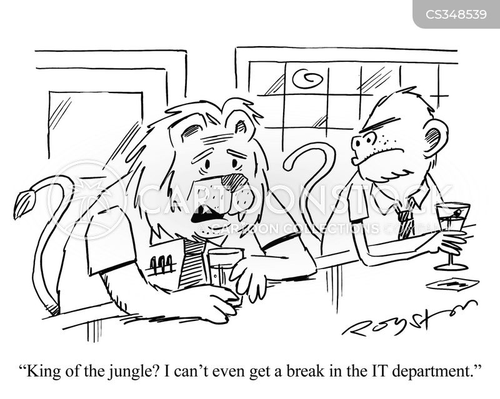 big break cartoon