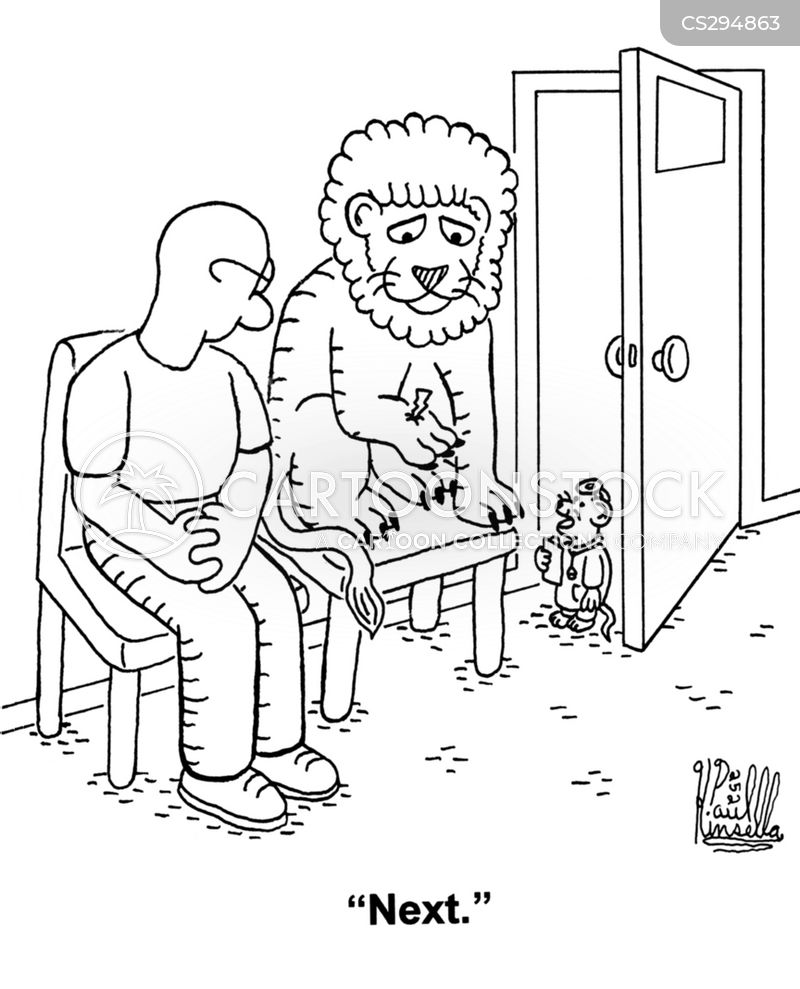 Lion And The Mouse Cartoons and Comics - funny pictures from ...