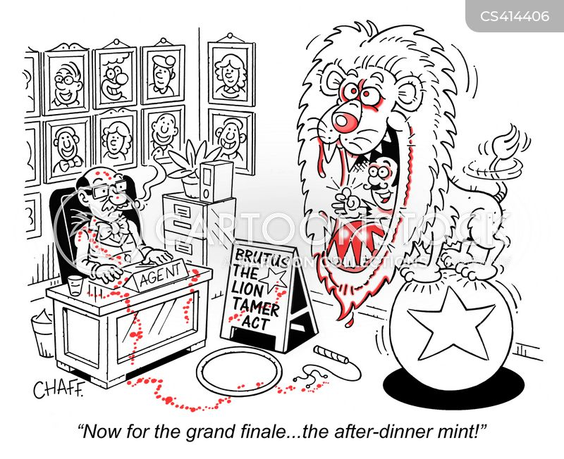 after dinner mints cartoon