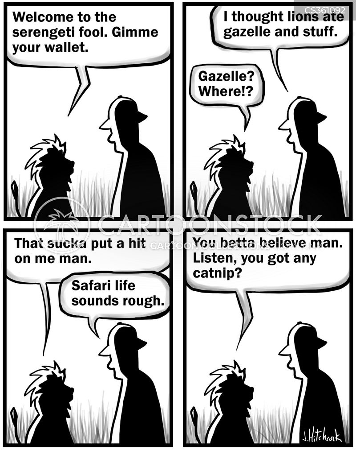 assasination cartoon