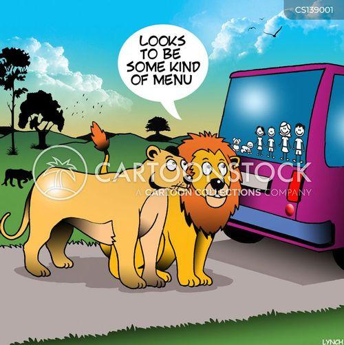 adventure park cartoon