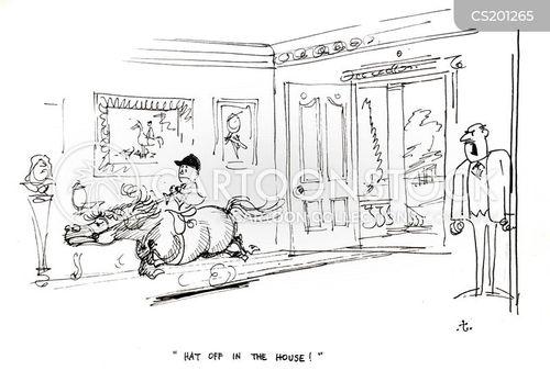 etiquettes cartoon