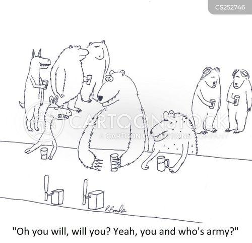 serengeti cartoon