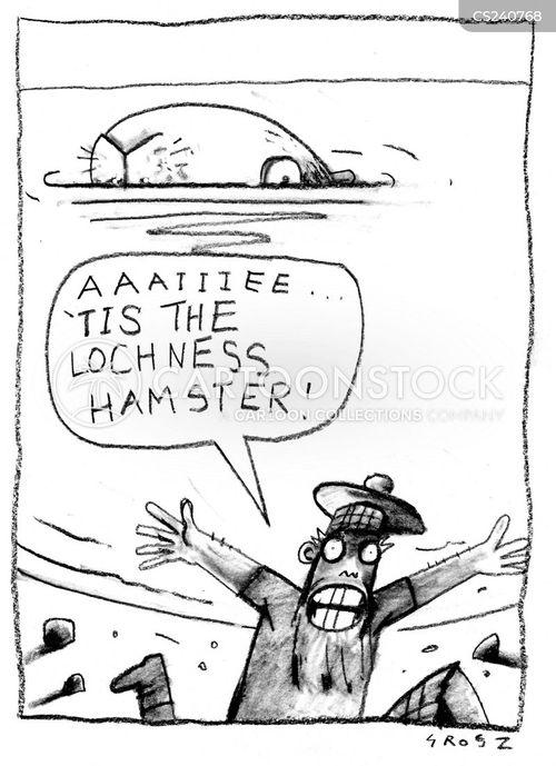 loch cartoon