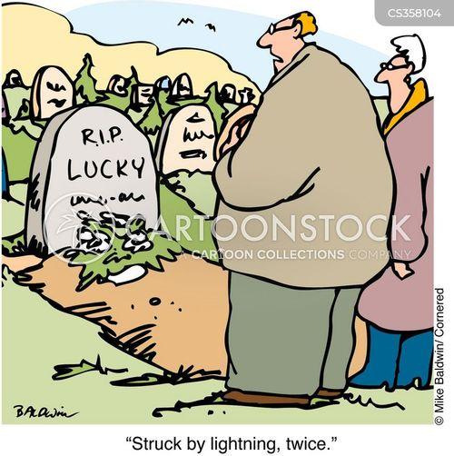 struck cartoon