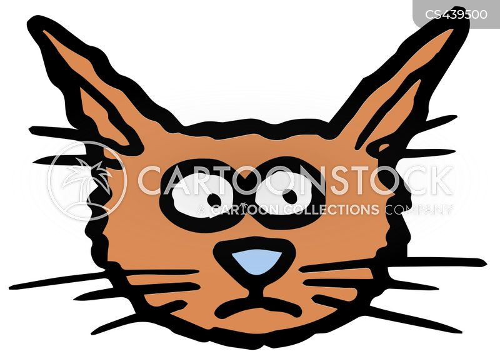 wild cat cartoon