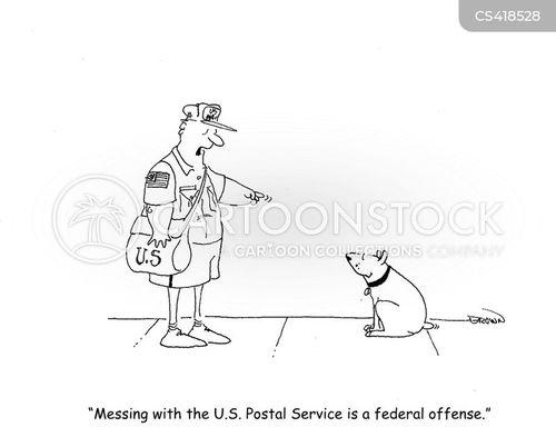 federal offense cartoon