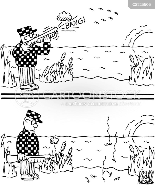 mallards cartoon