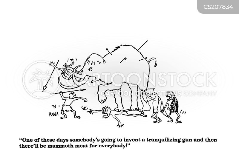 tranquilizer cartoon