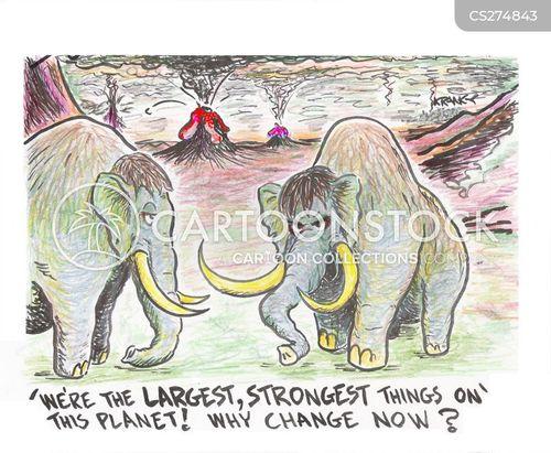 hubris cartoon