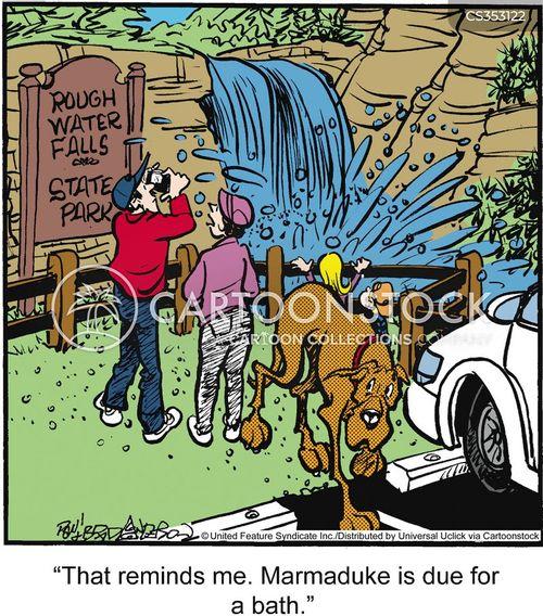 dirtiness cartoon