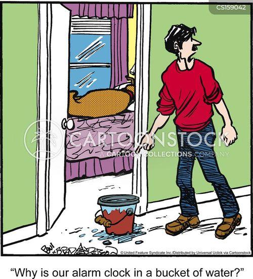misbehaviour cartoon
