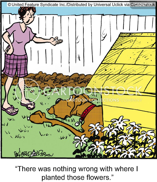 german mastiff cartoon