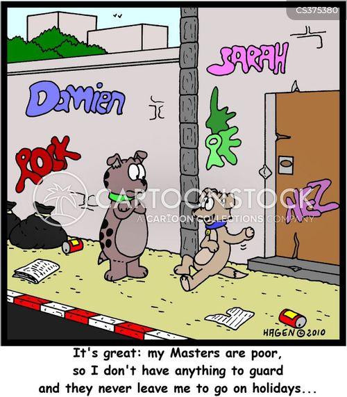 budgeter cartoon