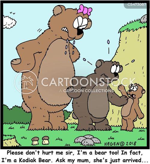 maternal instinct cartoon