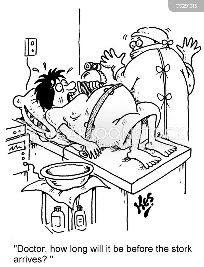 gynecologists cartoon