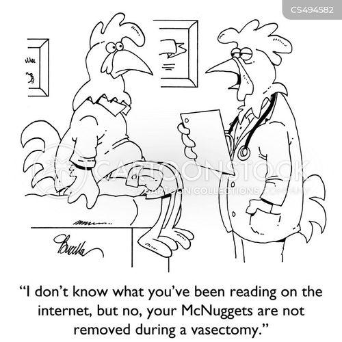 nuggets cartoon