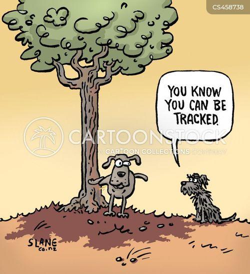 surveillance societies cartoon