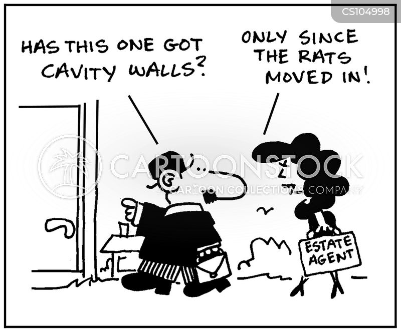 Estate Agencies Cartoons And Comics Funny Pictures From